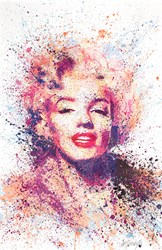 Show Girl by Daniel Mernagh - Limited Edition on Paper sized 20x30 inches. Available from Whitewall Galleries